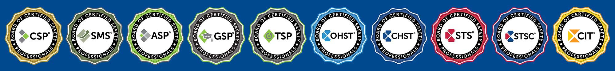 BCSP Credential Directory